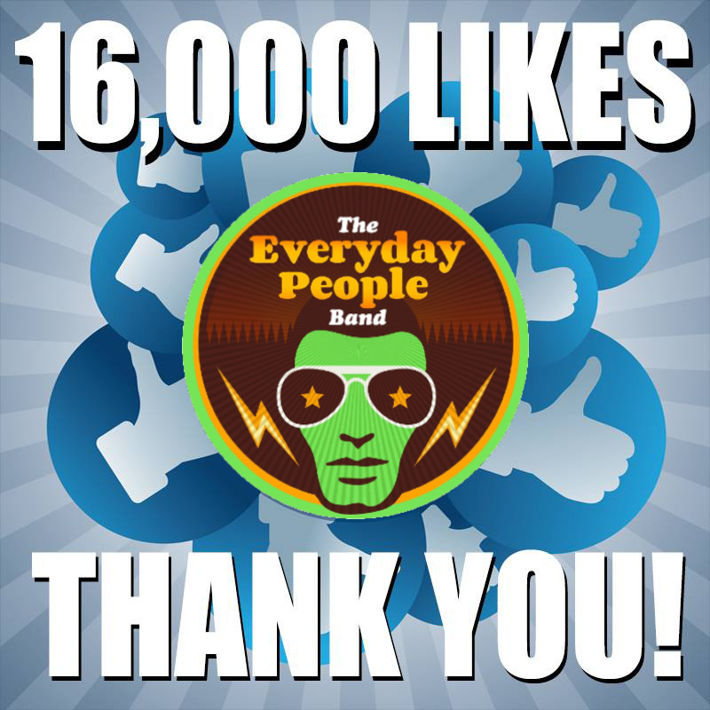 Thanks for 𝟭𝟲,𝟬𝟬𝟬 likes! 2021 schedule coming soon. #livemusic #partyband #coverband #danceband #weddingband #corporateevents #specialevents #batmitzvah #barmitzvah #anniversarycelebration #birthdayparty #MotownBand #festival #funkmusic #discomusic #bandforhire #picoftheday
