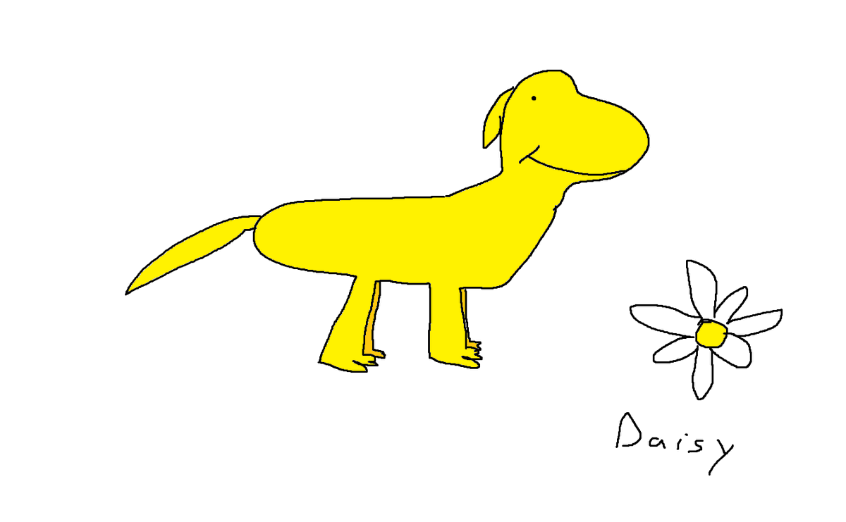 @pokimanelol @CashApp hello ms.pokimane, please enjoy my beautiful drawing of my dog. #CashAppPoki $ripuntitled
