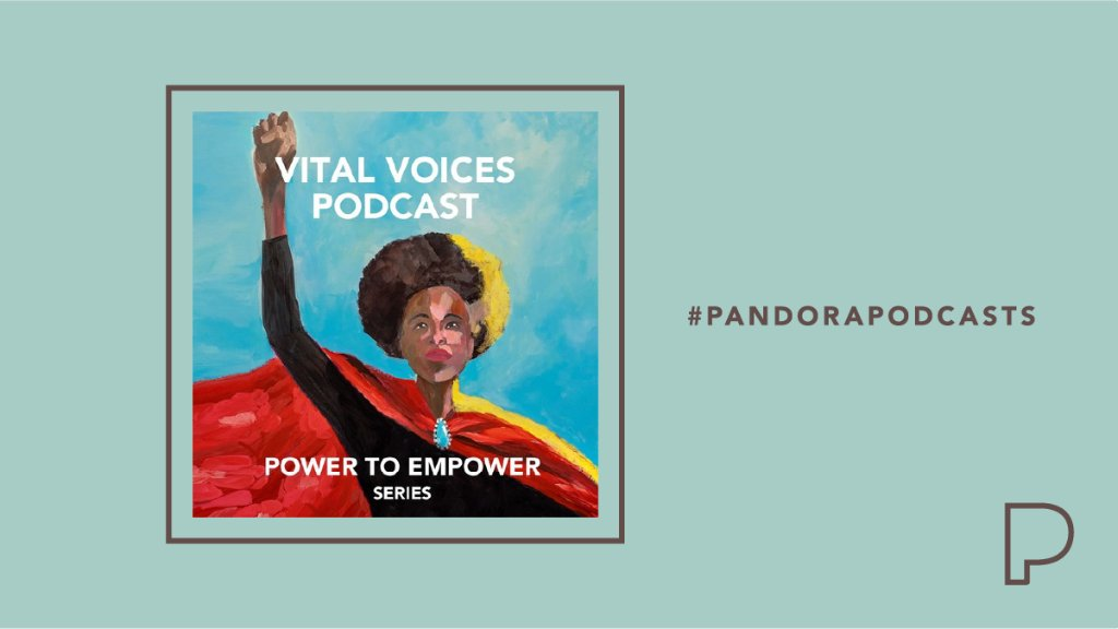 The youngest inaugural poet in US History, @TheAmandaGorman, joined the new @VitalVoices Podcast series: Power to Empower to discuss building her confidence as a poet & leader to overcome her speech impediment and raise her voice for change. Hear it now: