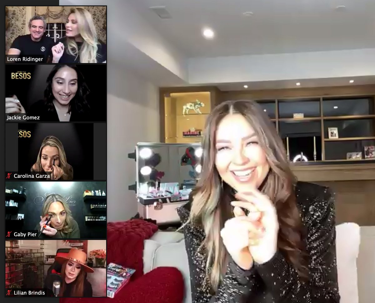 Want to learn @lorenridinger's signature #makeup look, how to get glam in 5 minutes or even perfect your #skincare steps? Then you'll want to see this:  ✨