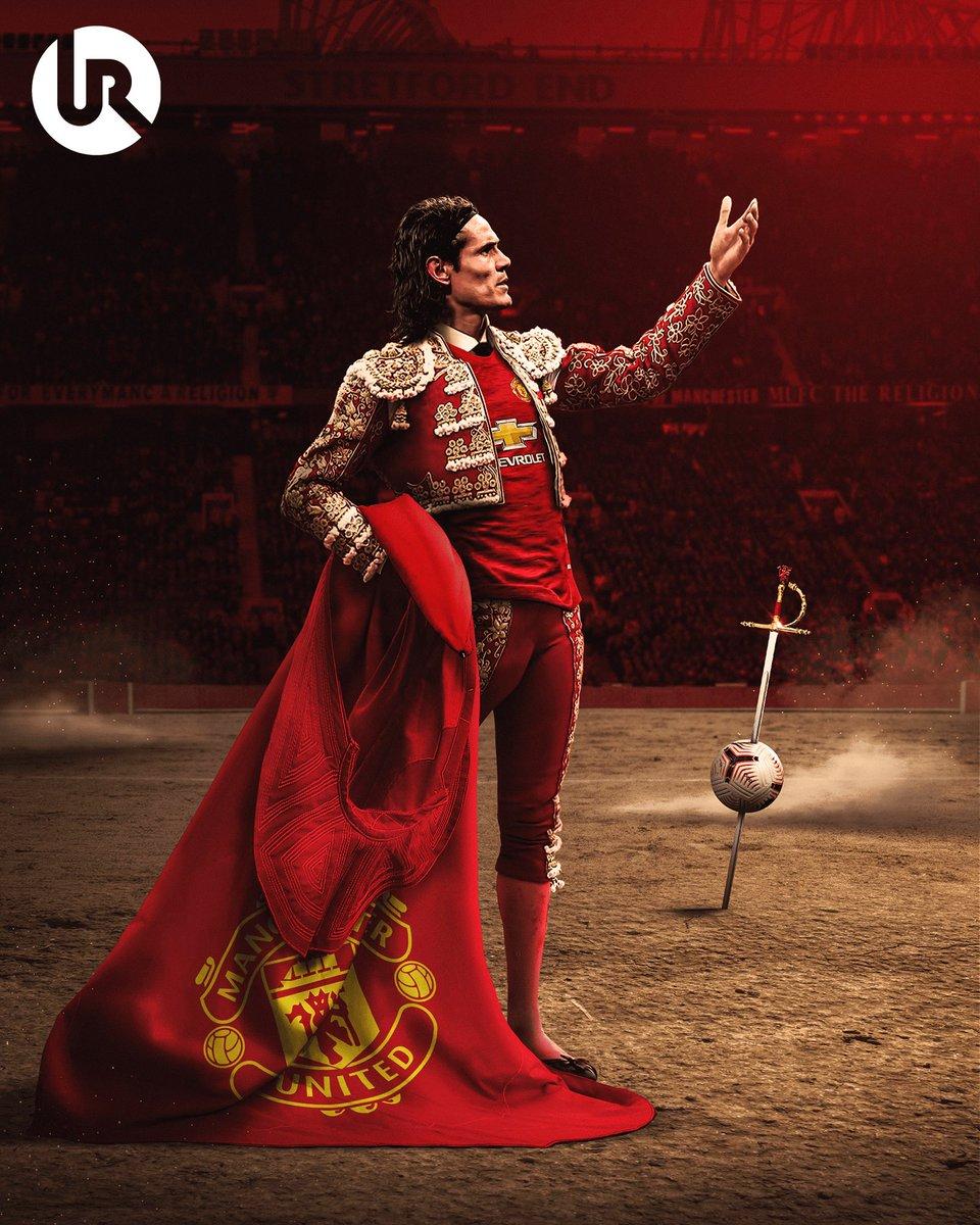 @ECavaniOfficial @abdollars6 @ManUtd @premierleague Hail El Matador! #MUFC #FULMUN