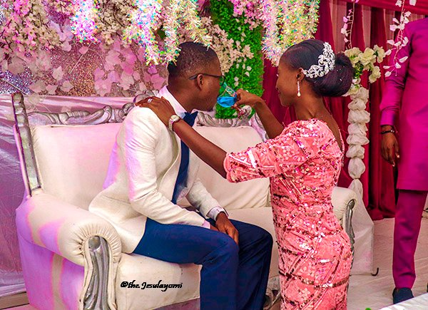 Love they say issa sweet something, can't wait to have a taste 😅  More pictures Loading Timxbanke 2021 #wedding #photography #Canon #Nikon  #owanbe #weddings #weddingphotographer #love #together
