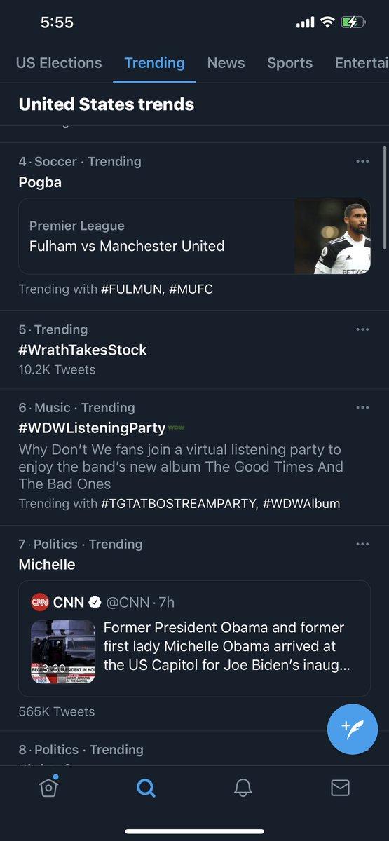 @wrathsoftware Damn y'all trending trending #WrathTakesStock Please let me get in the team