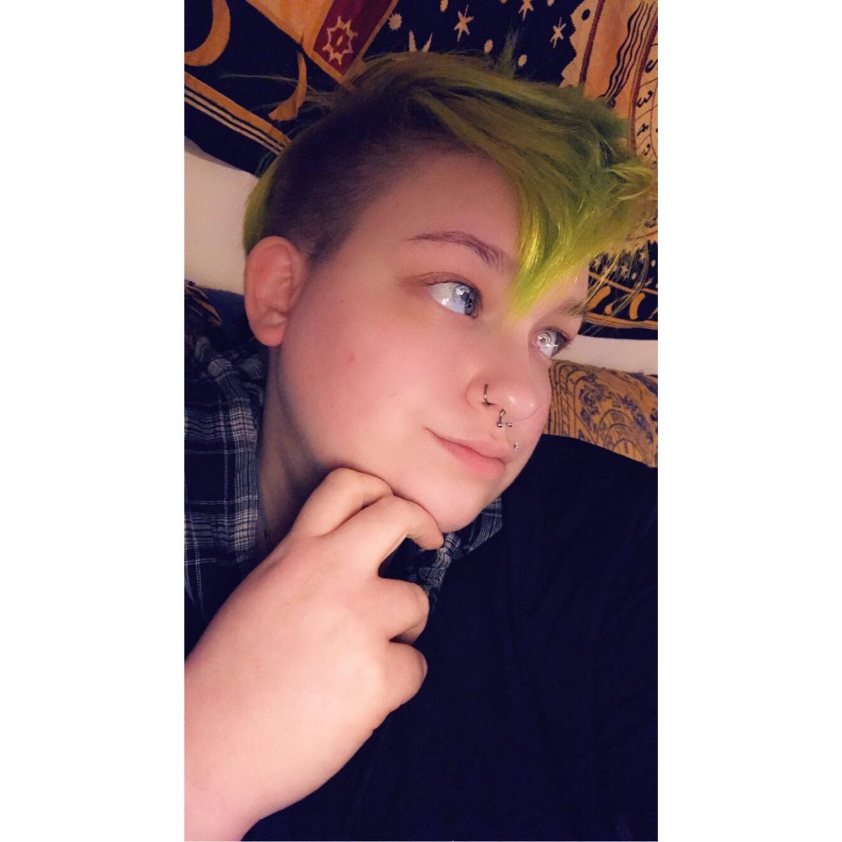 Just a smol they/them  #lgbtqforcorpse