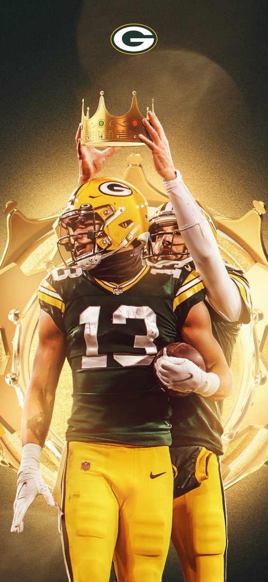 More wallpapers & sizes ➡   #WallpaperWednesday   #GoPackGo