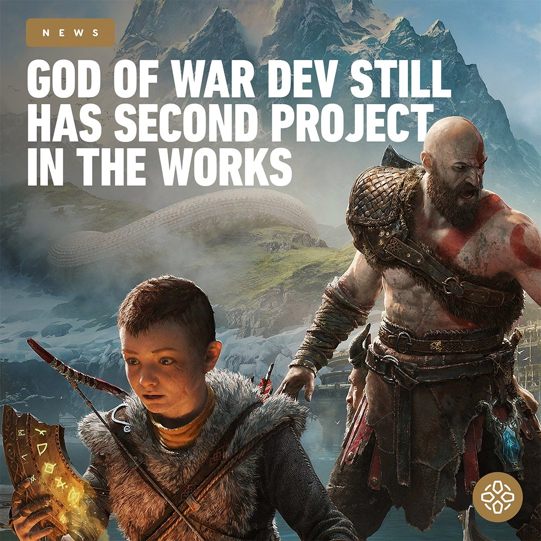 """God of War developer Santa Monica Studio put a job opening on twitter for """"an experienced Art Director for the development of a new unannounced title."""""""