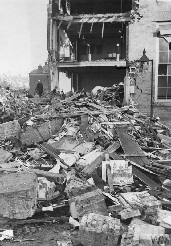 "Sandhurst Road School, in London, has been hit by 500-kilo German bomb during a daylight Luftwaffe ""terror raid"". 38 children & 6 teachers have been killed, 60 more injured- many buried under rubble for hours while desperate parents clawed at the ruins. https://t.co/TJIHw9cCTu"