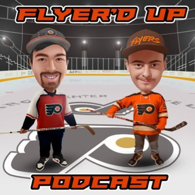 Live Episode of @FlyerdUpPodcast TONIGHT @ 8PM ET!!!  Join @AmedeoGrassia98 & @_ChrisMaher as they discuss early impressions of the 3-1 Philadelphia Flyers! Join the chat & let's breakdown the Flyers!  I #AnytimeAnywhere I #Flyers I #HockeyTwitter I #NHL I