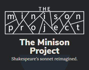 NO FEE Submission call + editor interview – The Minison Project @MinisonProject DEADLINE: Jan. 31, 2021 (rolling) https://t.co/Hb1y8tucfW #poetrycommunity #writingcommunity #poetrytip #writingtips #pubtip #submissiontip #litmag #sonnets https://t.co/R3vlqNj8yg