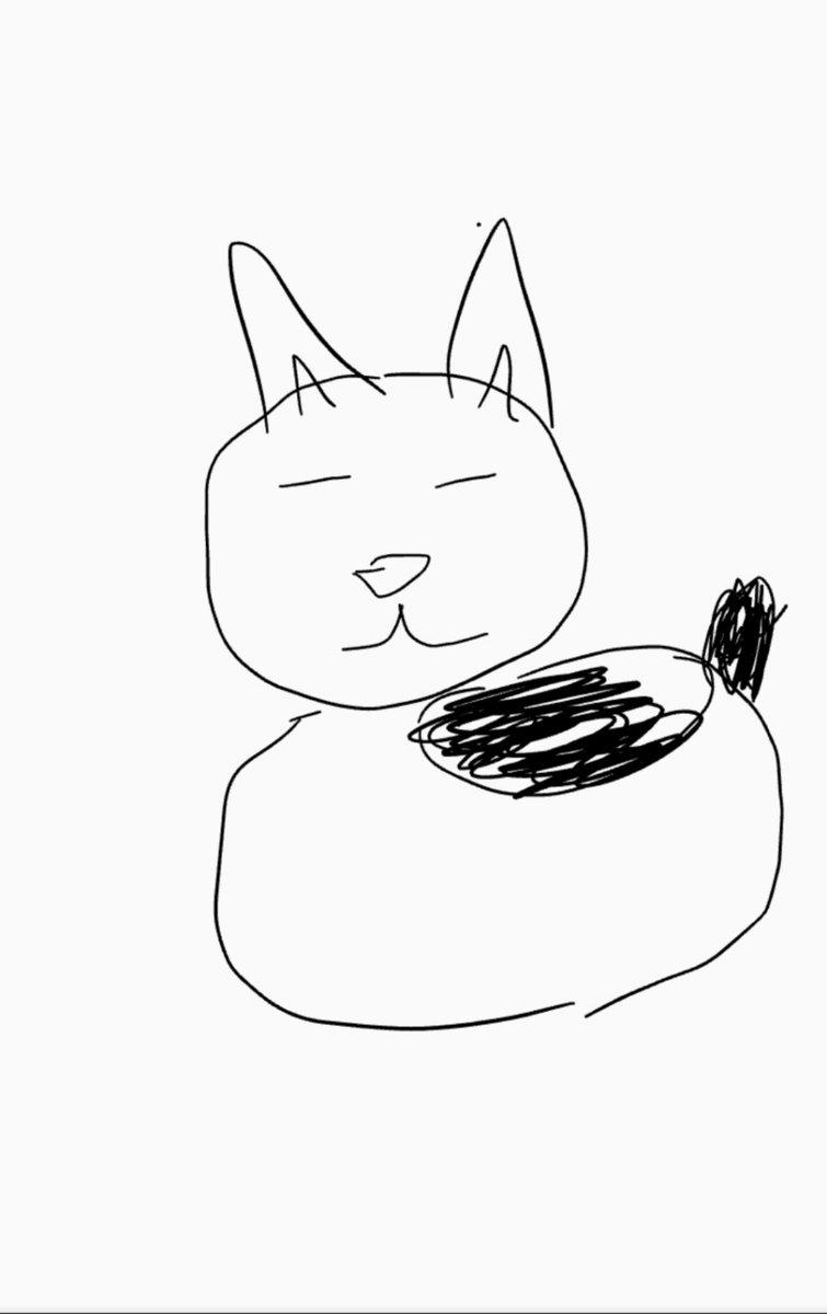 @pokimanelol @CashApp My kitty Stinkerdoodle 😅😆 #CashAppPoki $TiffanyB311