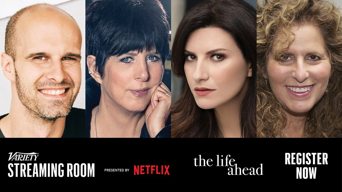 The creators of #TheLifeAhead will join Variety's Clayton Davis in the #VarietyStreamingRoom presented by @Netflix for an exclusive Q&A featuring an introduction by Sophia Loren on January 26. Register now.