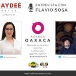 Image for the Tweet beginning: Hoy en Agenda #Oaxaca vamos