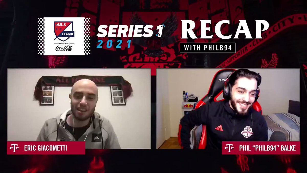 🗣 @PhilB94_ wants all the smoke! Putting @eMLS on notice with League Series One in the books. FULL EPISODE » tfc.ca/2LPqEO5