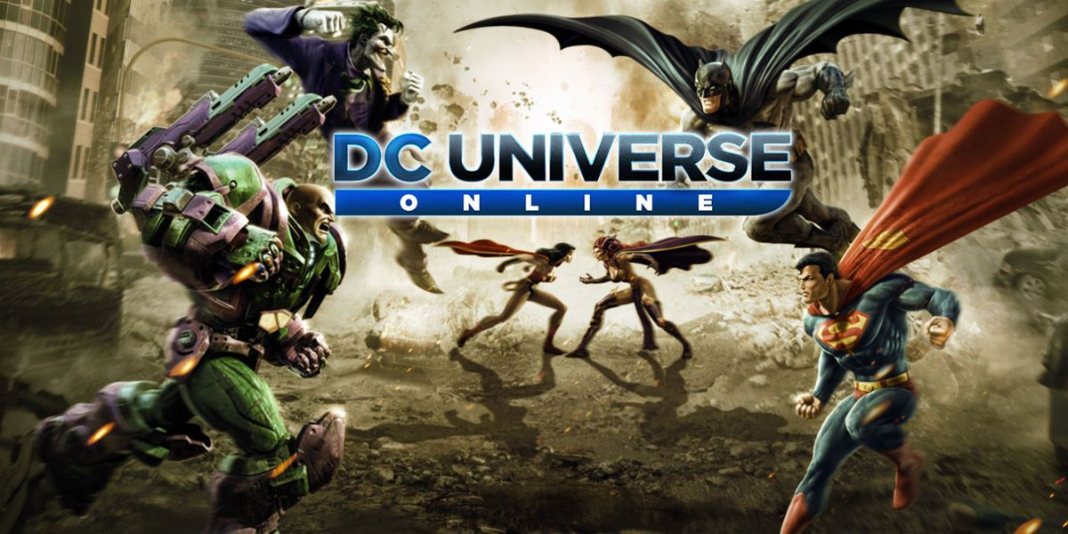 Replying to @CBR: DC Universe Online: Jack Emmert Reveals What's Next After 10 Years of Content