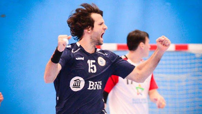 Gonzalo Carou, el jugador récord, y lo que se viene para Argentina en el Mundial de #Handball  https://t.co/kWoMYBVlKp https://t.co/PAFKIRhx4p