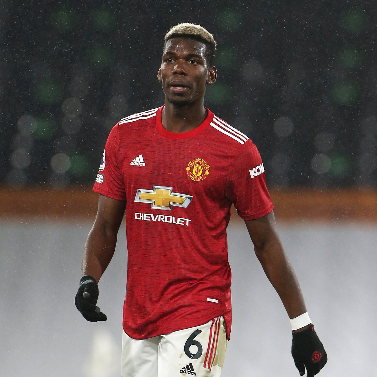 How about a word with tonight's matchwinner? 👀  Over to you, @PaulPogba 💬  🔴 #MUFC #⃣ #FULMUN 🏆 #PL