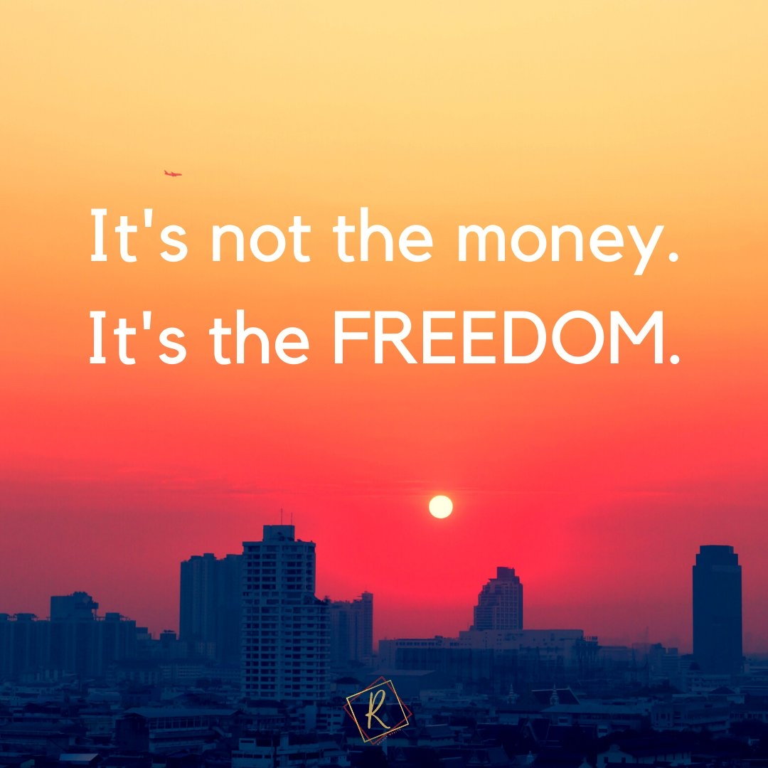 RT @EdgeSavvy: Money is great, but the freedom it brings is better. 🥂 🥂 🥂  #businessmindset #business #businesstips #entrepreneur #businessinsider #businessadvice #entrepreneurcoach #businessgoal #businessideas #entrepreneuriallife #businessgoals https://t.co/Myh4BCVeUI https://t.co/s9r4zbvj2o