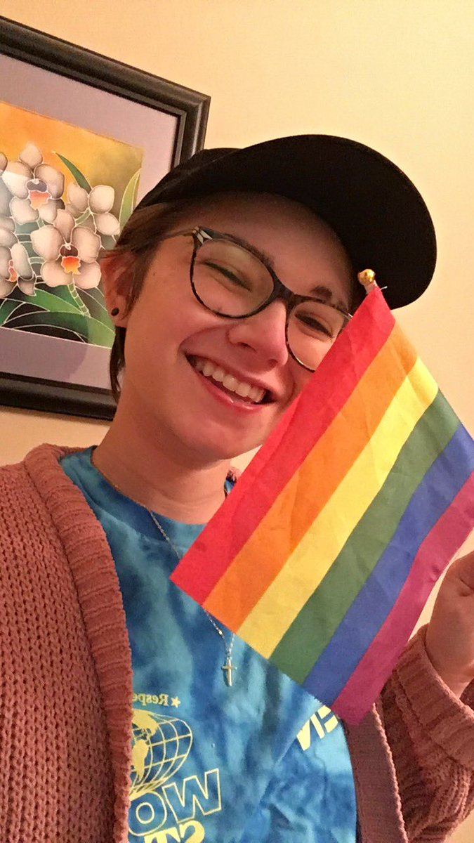 Lesbian and proud! Love you CORPSE #lgbtqforcorpse 🥰🏳️‍🌈🏳️‍⚧️✨‼️