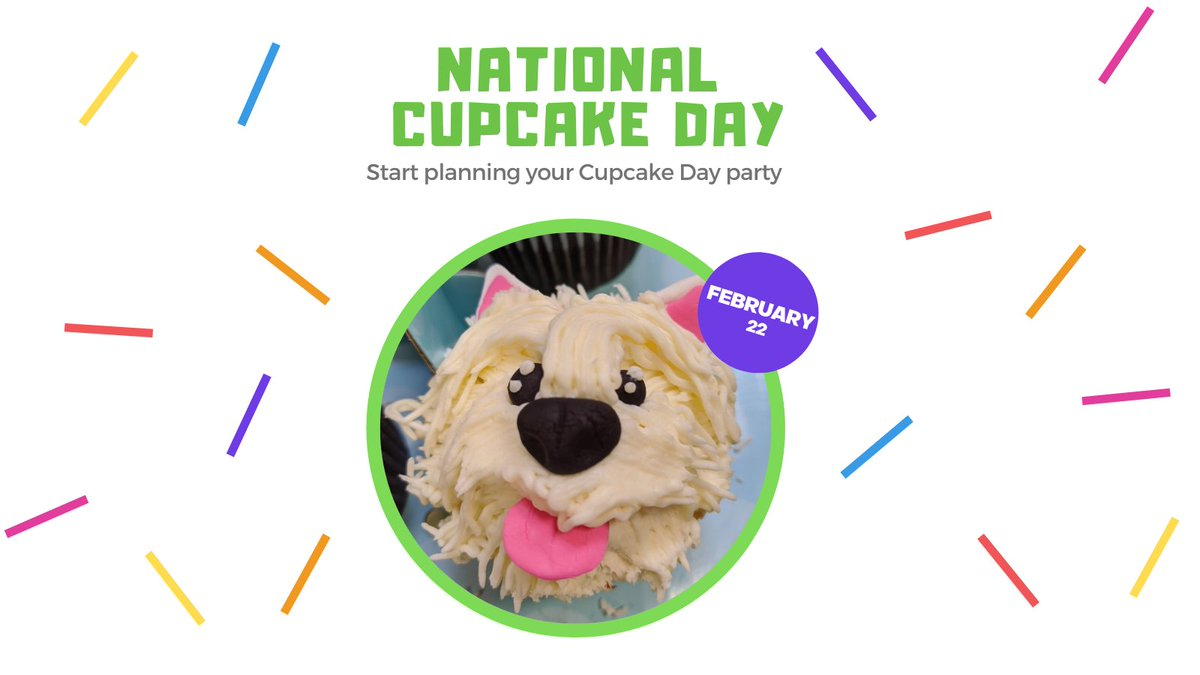 National Cupcake Day is a nation-wide fundraiser supporting participating SPCA's, humane societies and rescue groups across Canada. Animal lovers come together to raise money and spread awareness to help animals in need. Find out more