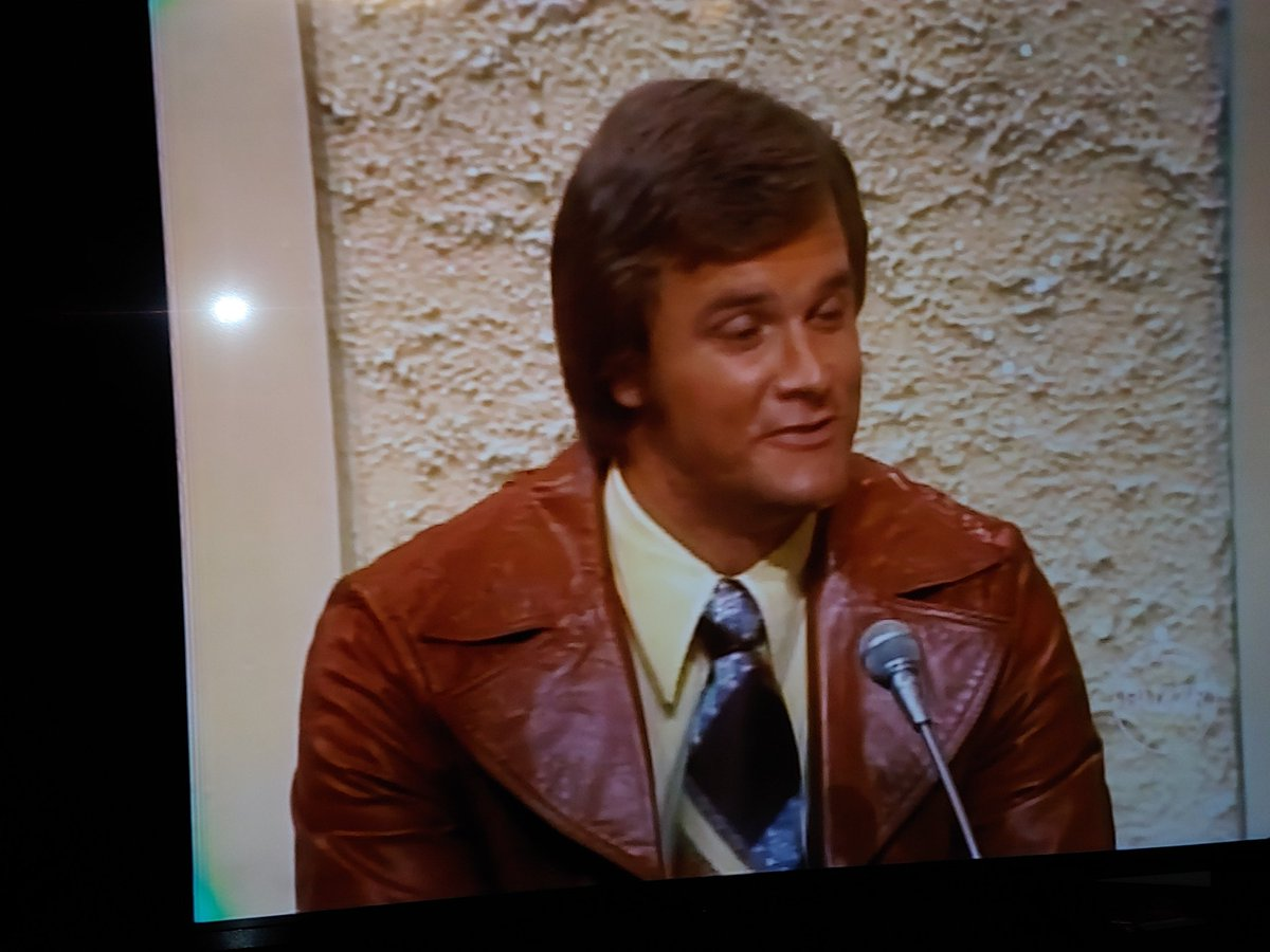 @CoachBillick Remember this TV appearance from the past?  #MatchGame