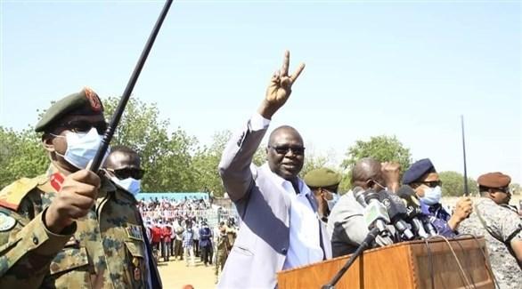 #الخرطوم || قال عضو مجلس السيادة الانتقالي في #السودان صديق تاور إنه لا يوجد نزاع بين السودان والجارة #إثيوبيا.