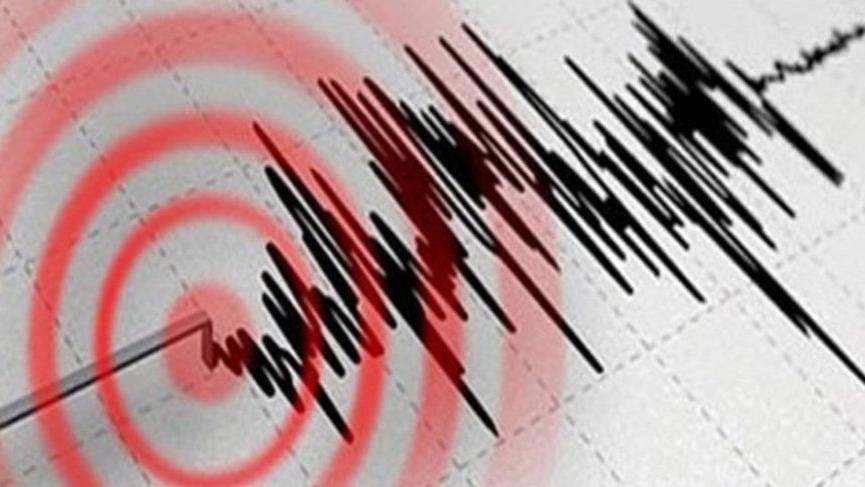 Son Dakika : Ege Denizi'nde, İzmir'in Seferihisar ilçesi açıklarında 4,5 büyüklüğünde deprem meydana geldi. #depremizmir #deprem https://t.co/9yAIfyFscM