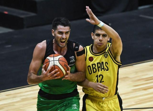 #LigaNacional   Remontó el barrilete Obras Basket se impuso en un partidazo ante Gimnasia CR para sostener su lugar de privilegio por 86 - 82. Fernando Zurbriggen con 20 pts y Barbotti con 17 pts los mejores. ▶️ 📷La Liga Contenidos