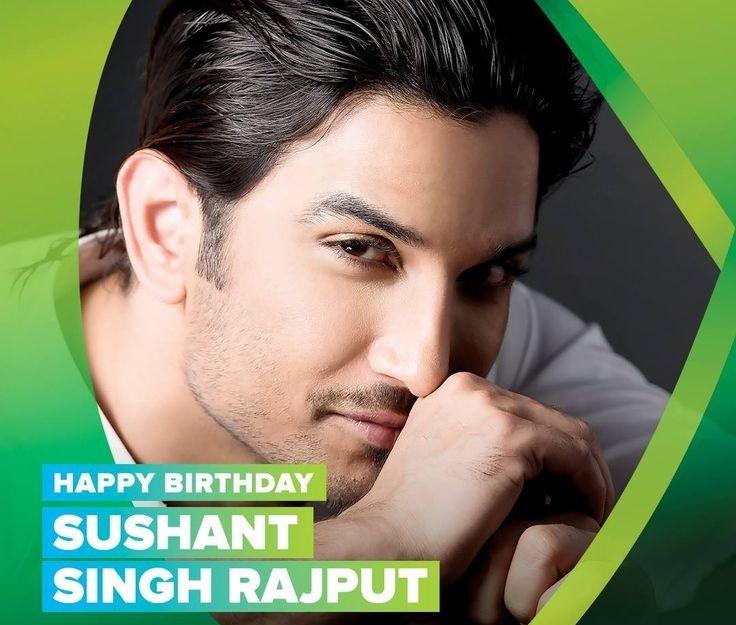 Happy Birthday #SushantSinghRajput 🎉🎉🎉🎉🎉🎉🎉🎉  #ssrbirthday #HappyBirthdaySushantSinghRajput #SushantDay #SushantBirthdayCelebration 👇👇