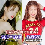 Image for the Tweet beginning: #HAPPYSEOYEONDAY !!!! #HAPPYDAISYDAY !!!!  #SEOYEON #ソヨン #서연
