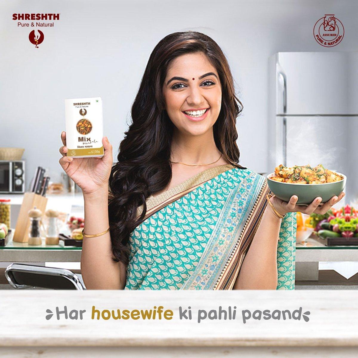 Har ghar ki Pasand . . #Taste #shreshthspices #AtmanirbharBharat #2021 #GreatIndia #foodblogger #bhopal #new #HappyNewYear2021 #makarsankranti2021 #makarsankranti #motivation #lovethetaste #mywifefavarate #shreshthekdambest #shreshth_hai_best