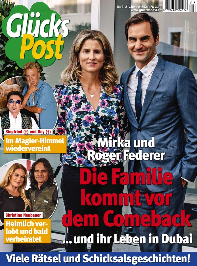 #MagazineCover 🇨🇭 #RogerFederer  'Family life comes before the comeback' 📝