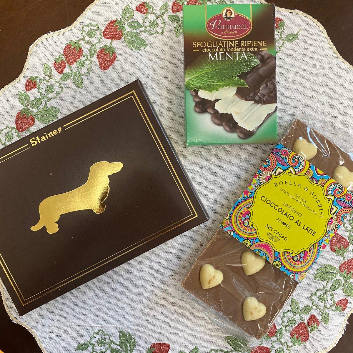 【NEW】イタリアはチョコレートもすごかった!「ユーロチョコレート」の魅力をご紹介 その4#お取り寄せ