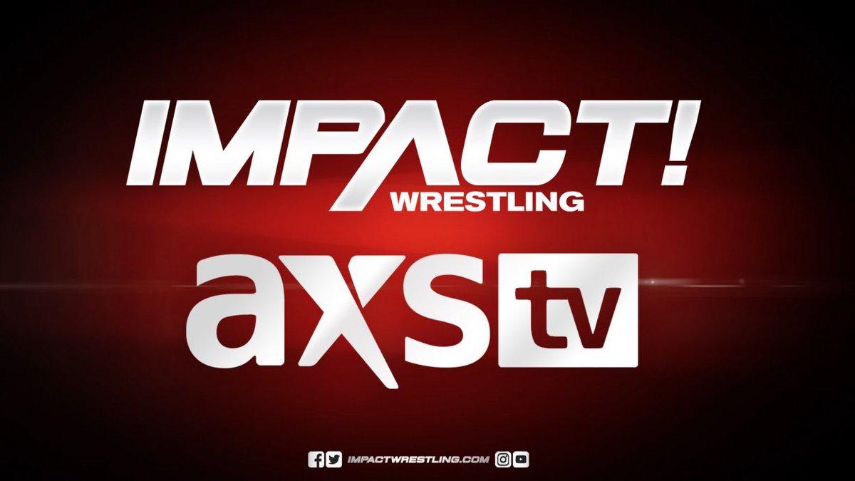 Already & done watching #ImpactWrestling, #AEWDark & #AEWDynamite!