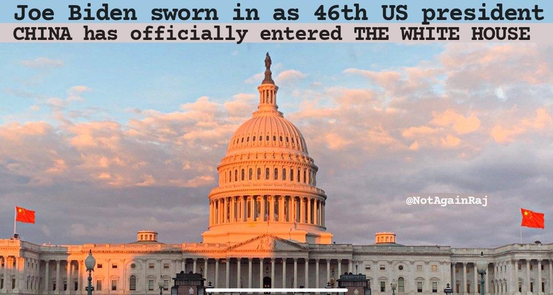 #ThingsImGonnaMissAboutTrump #Inauguration2021 #JoeBiden #DonaldTrump