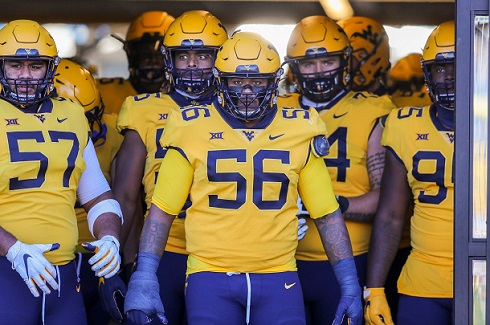 From Fairmont Senior to WVU, Darius Stills in Florida taking next football step on journey to NFL. https://t.co/tbU4HkVACC https://t.co/pCTsik6HuH