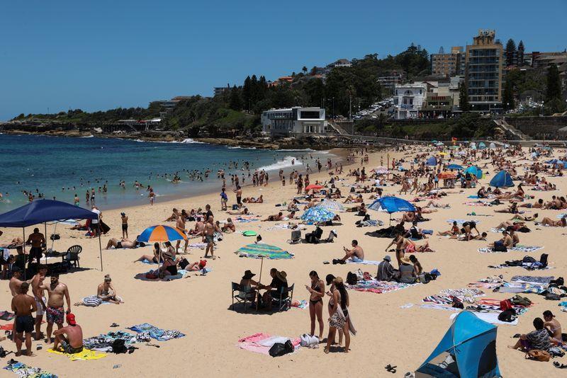 Australia posts zero virus cases, state chief calls for 'Pacific bubble'
