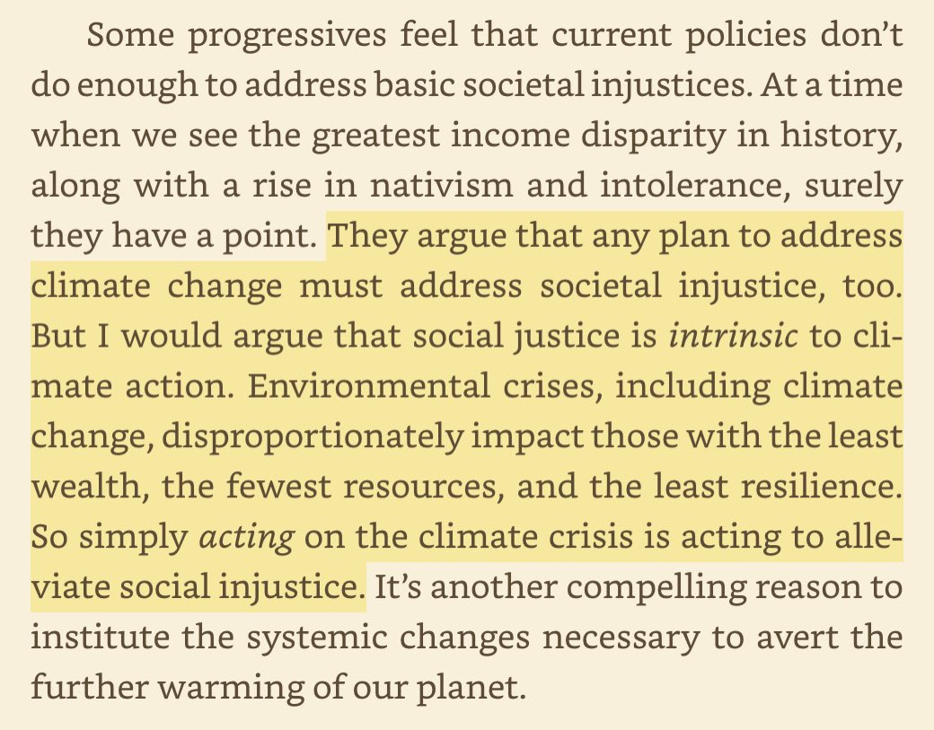 Literally taking a page from @MichaelEMann's #NewClimateWar to kick-off my new @FordhamNYC Honors College course #ClimateChange: Science and Society. #SocialJustice https://t.co/nBylctryF5