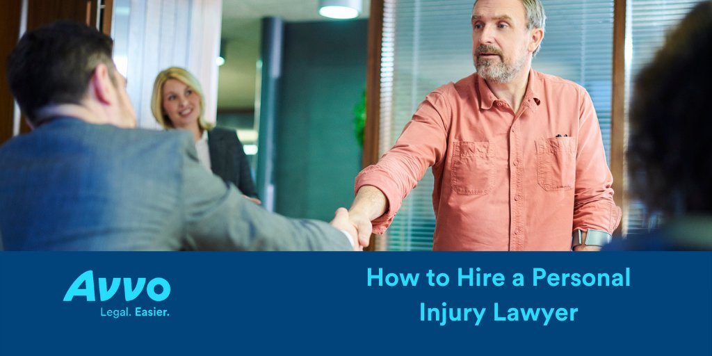 Ensure the best outcome for your case when you hire an experienced personal injury lawyer.  👉 https://t.co/NAROaX7sqo #lawyer #personalinjury https://t.co/8nmVoeqKNP