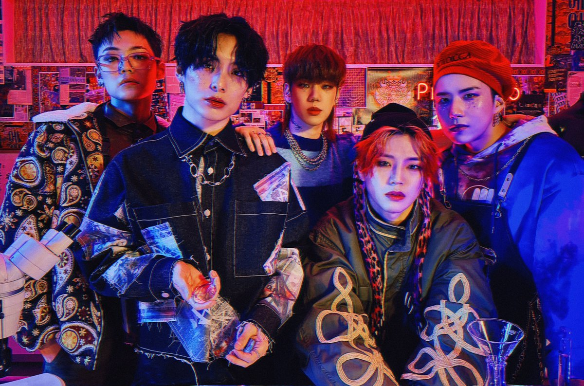 """Congratulations to A.C.E as they not only earn their highest-charting @Billboard hit yet with """"Fav Boyz"""" (No. 4 on World Digital Song Sales)...  But also become just the fourth-ever K-pop group to enter the Dance/Electronic charts! (No. 12 on Dance/Electronic Digital Song Sales)"""