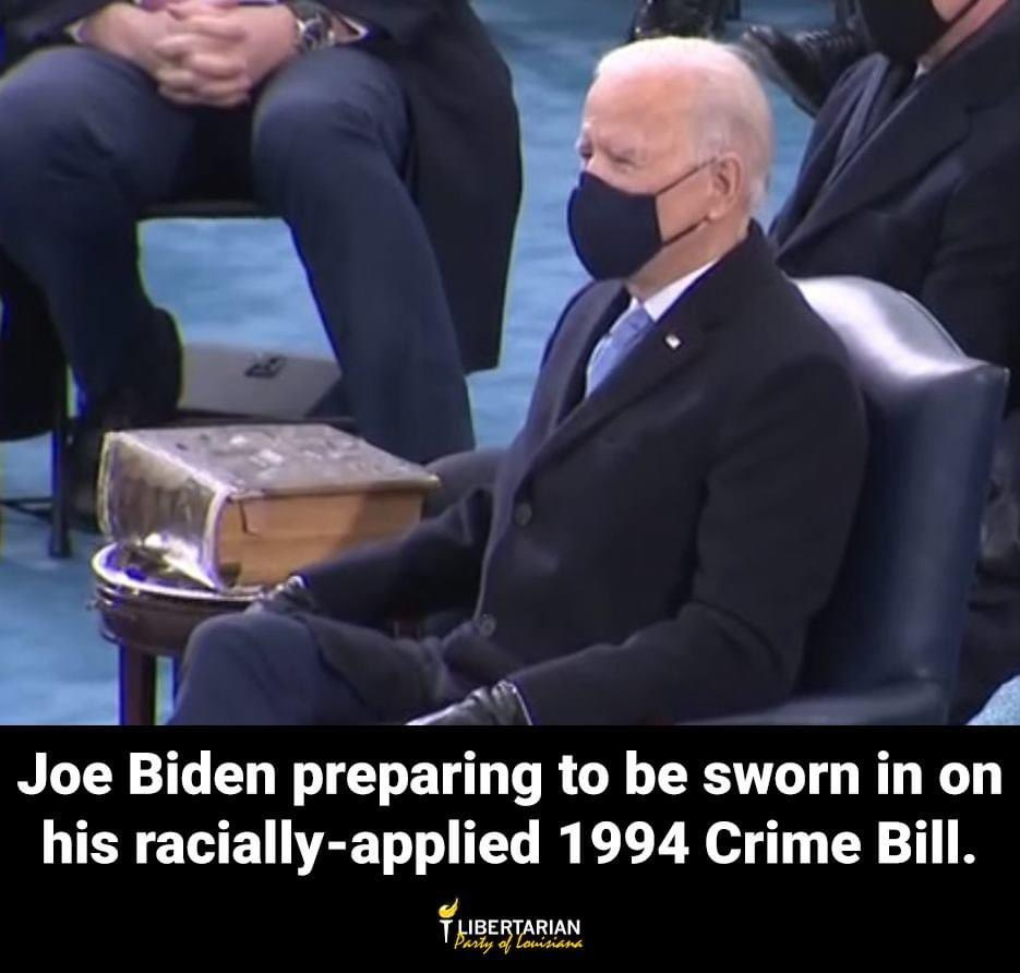 @AP For 44 years #Biden either helped create the mess that we are in or was unable 2 address them. What are the chances this time is going 2 be different? Go 2  &   #Inauguration2021 #AfterTrump #InaugurationDay #AmericaOrTrump