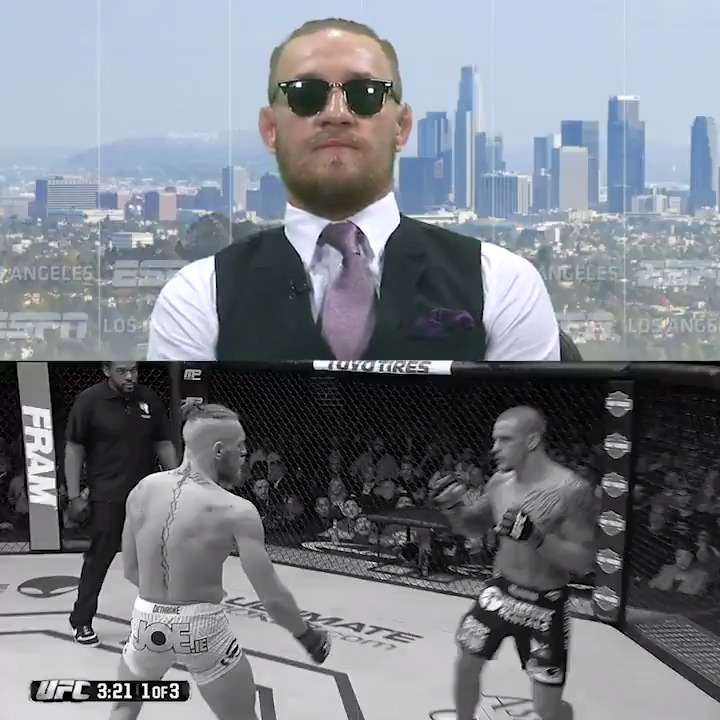 You can call him Mystic Mac...  @TheNotoriousMMA predicts these things 🔮 #UFC257 https://t.co/g1fO8JzFWC