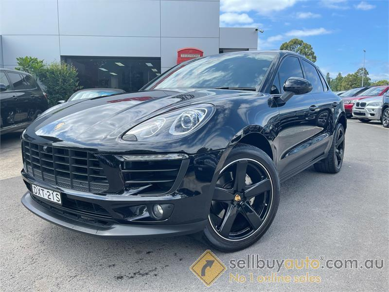 If you're looking for #luxury, #style and convenience in your daily #travel, it doesn't get much better than this 2017 #Porsche Macan.   Check it out at:   Courtesy of:  (Sadek Motor Group)  #car #cars #sale #sell #online #shopping