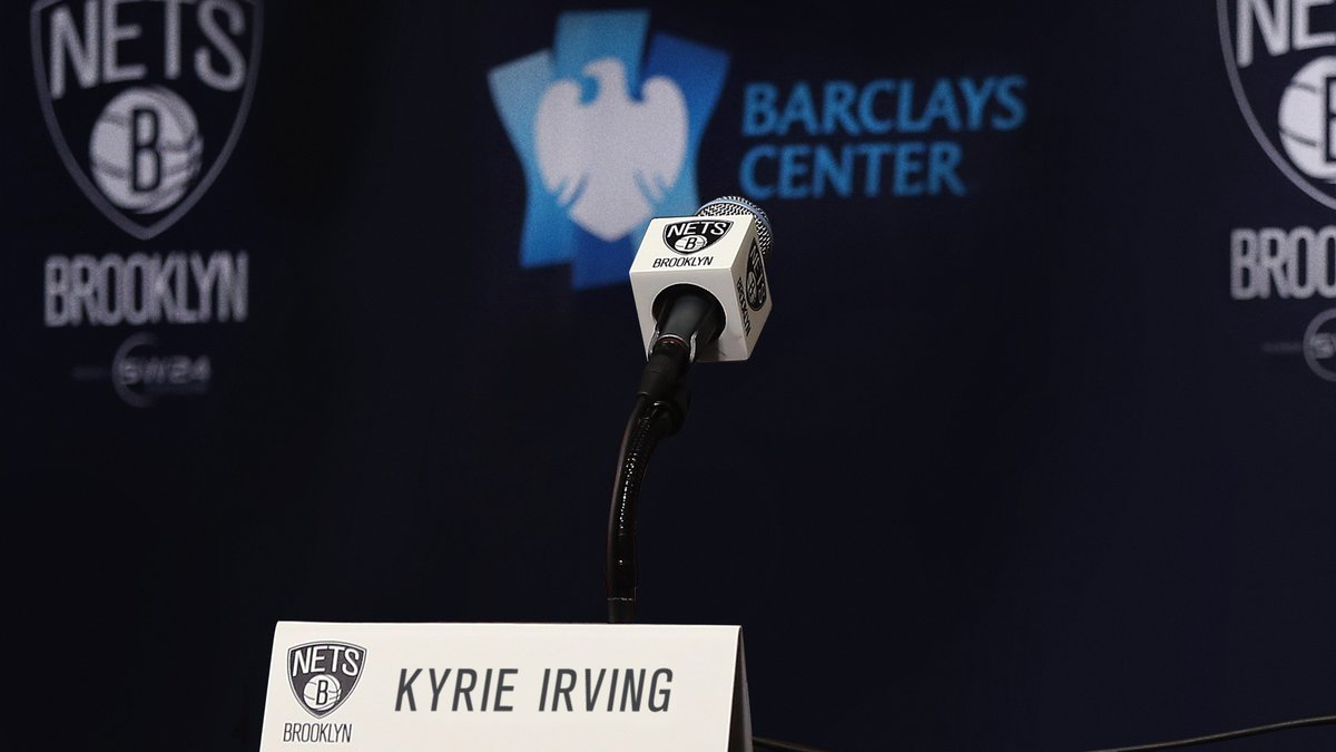 Irritated Kyrie Irving Refuses To Be Perceived By Media After Rejoining Nets