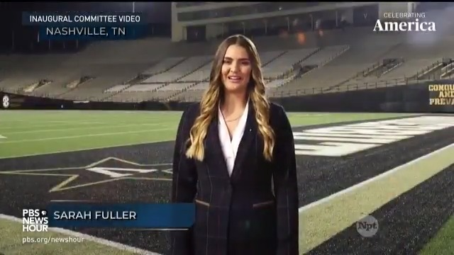 We're proud of @SarahFuller_27 for representing @VanderbiltU as the world watched.  #VandyUnited | #AnchorDown