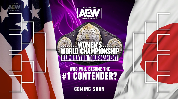 Backstage News On The Japanese Bracket Of The AEW Women's Title Eliminator Tournament