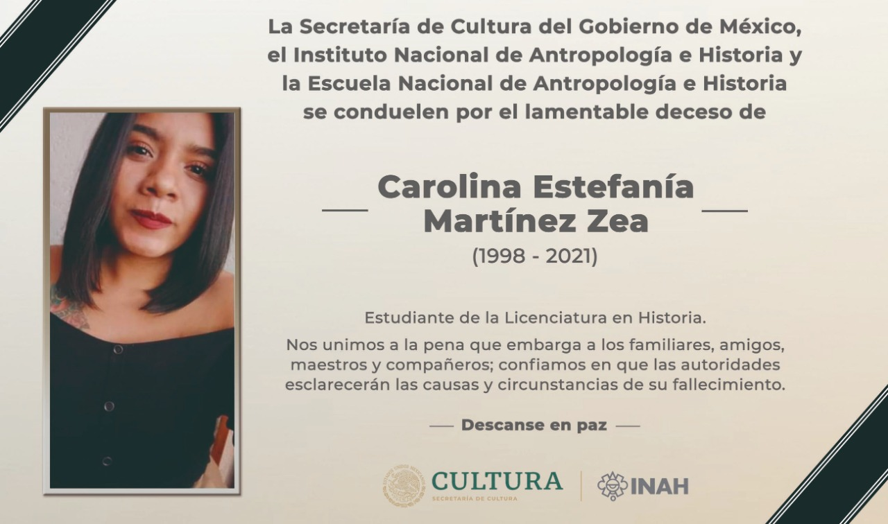 Carolina Estefanía, desaparecida