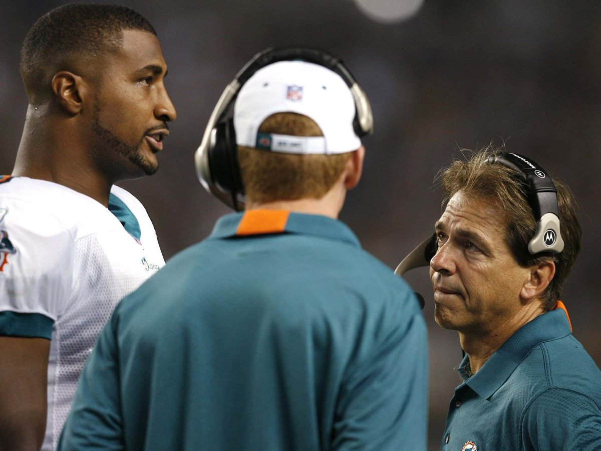 Zach Thomas And Daunte Culpepper Apparently Tried To Fight Nick Saban When He Was The Dolphins Head Coach