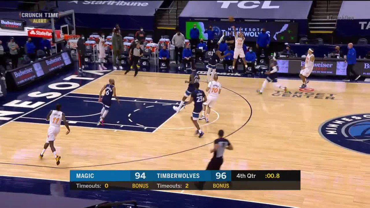 COLE ANTHONY. GAME!! https://t.co/Vdj4FpUmFA