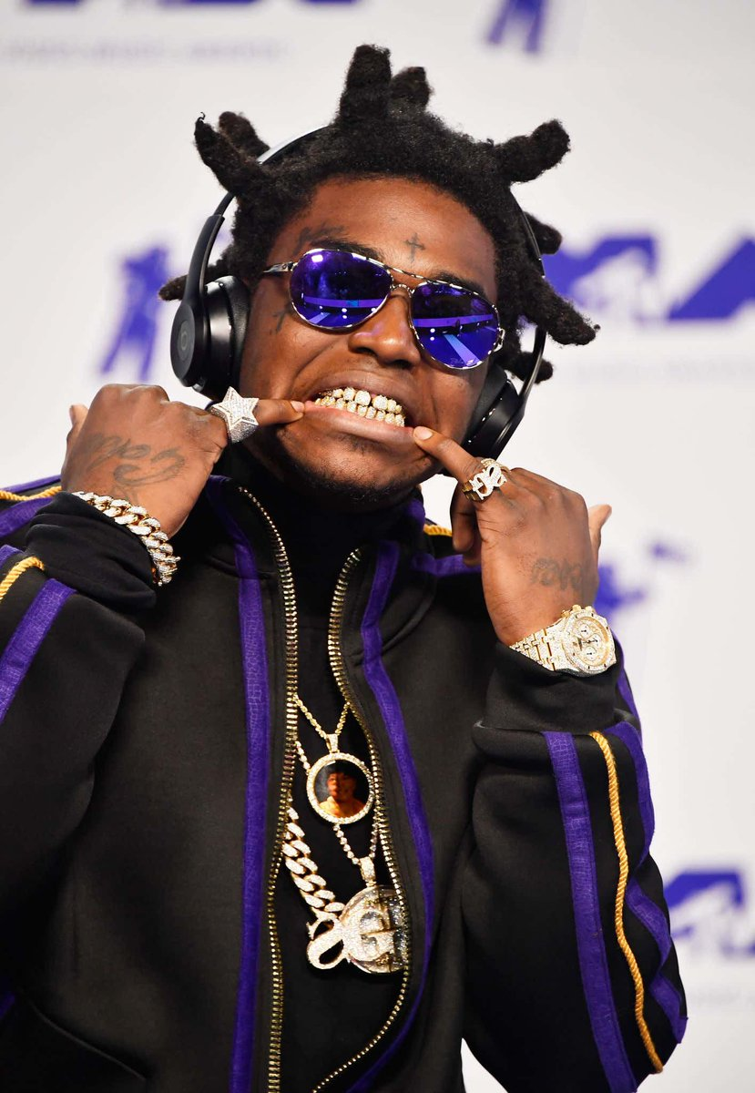Kodak Black's Donation To The Barstool Fund Was Cited In His Official White House Pardon