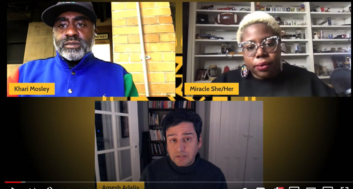 In this video podcast interview with @kharimosley  @1Hood  I discuss multiple aspects of #COVID19 https://t.co/fcz4EMLq2u https://t.co/gS6oQSXDt4